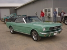1966 Mustang HCS Timberline Green