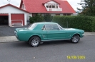 1966 Mustang High Country Special