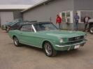 1966 Mustang HCS Timberline Green