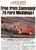 Mustang Command Sweepstakes