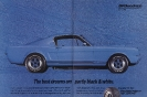 Mustang in Ads