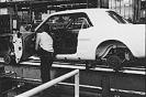 1966 Mustangs in Detroit